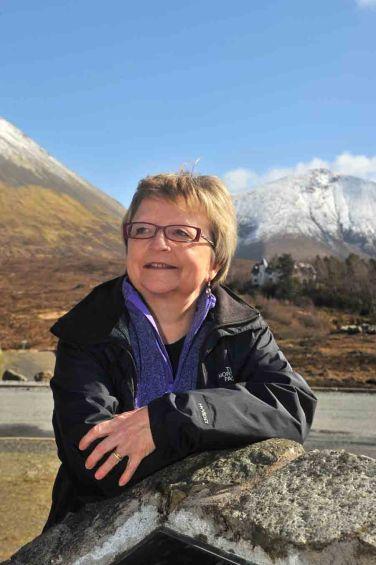 good book Anne Stormont, a Scott, writing about her beloved Scotland.