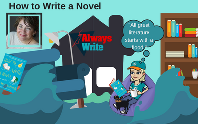 How to Write a Novel by Melanie Sumner