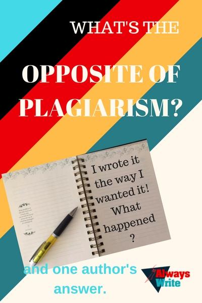 Opposite Plagiarism
