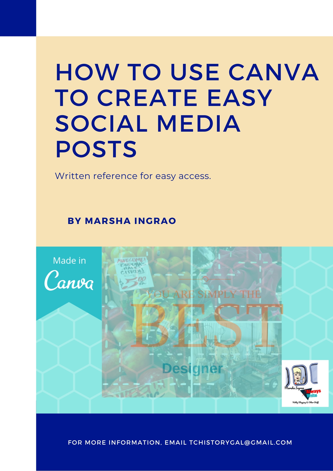 Use Canva to Create Social Media