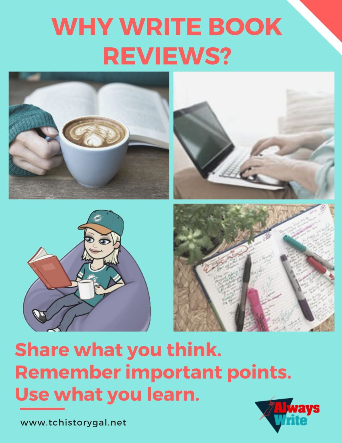 Why write book reviews