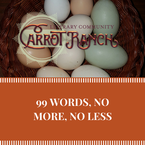99 words no more no less picture of eggs.
