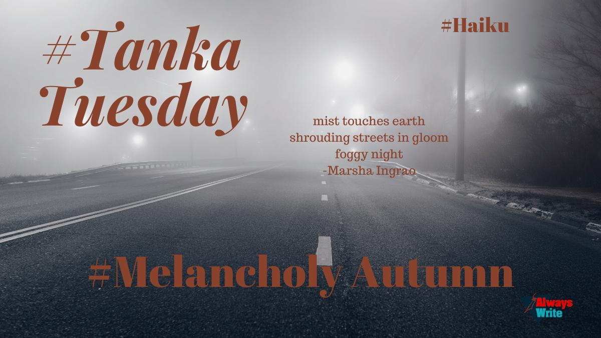 "#Haiku: ""Melancholy Autumn"""