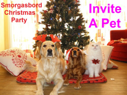 Smorgasbord Blog Magazine – Weekly Round Up – 6th – 12th December 2020 – New Book, International Carols, Foods XYZ and a Christmas Party withpets.