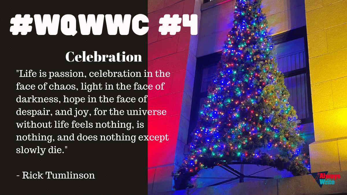 #WQWWC #4 Celebration