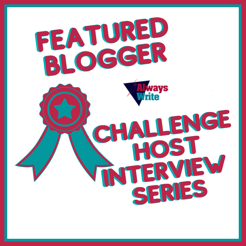 Featured Blogger Challenge Host Interview Series