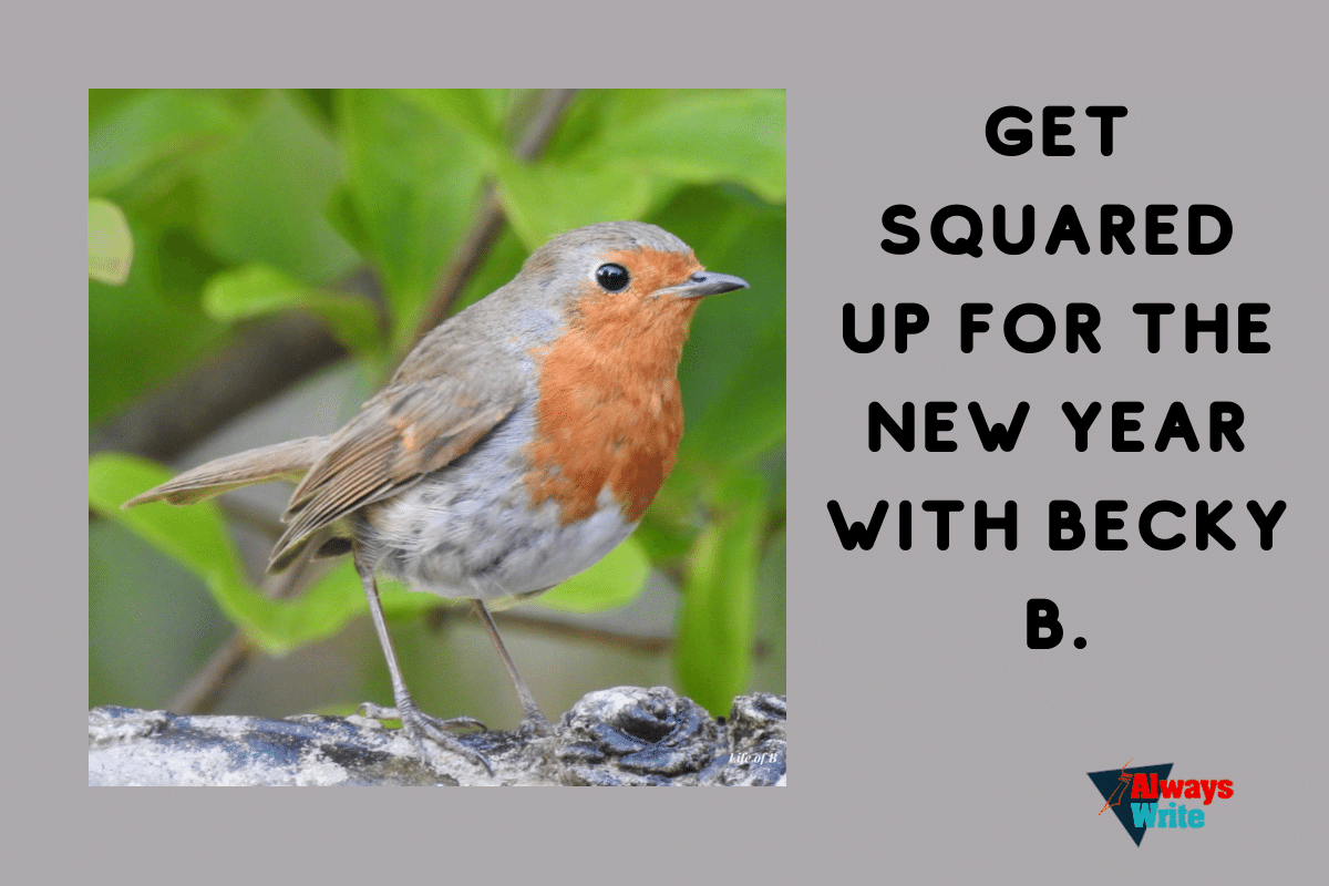 Get Squared Up for the New Year with Becky B.