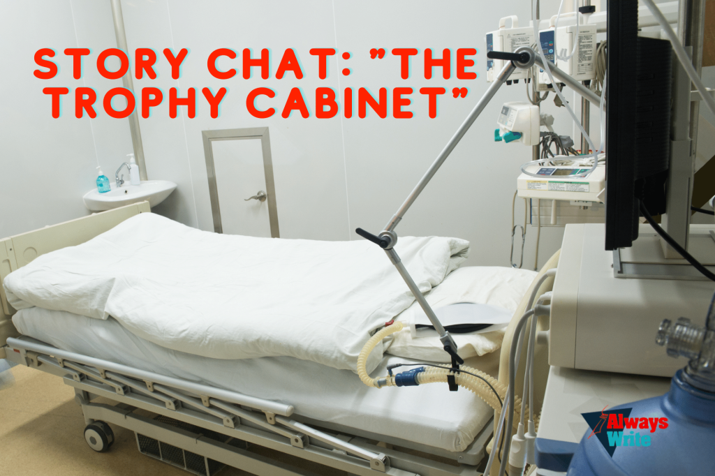 Operating room setting of The Trophy Cabinet