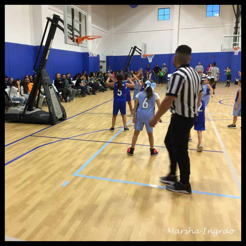 Sunday Stills Volunteering Kiwanis City Basketball