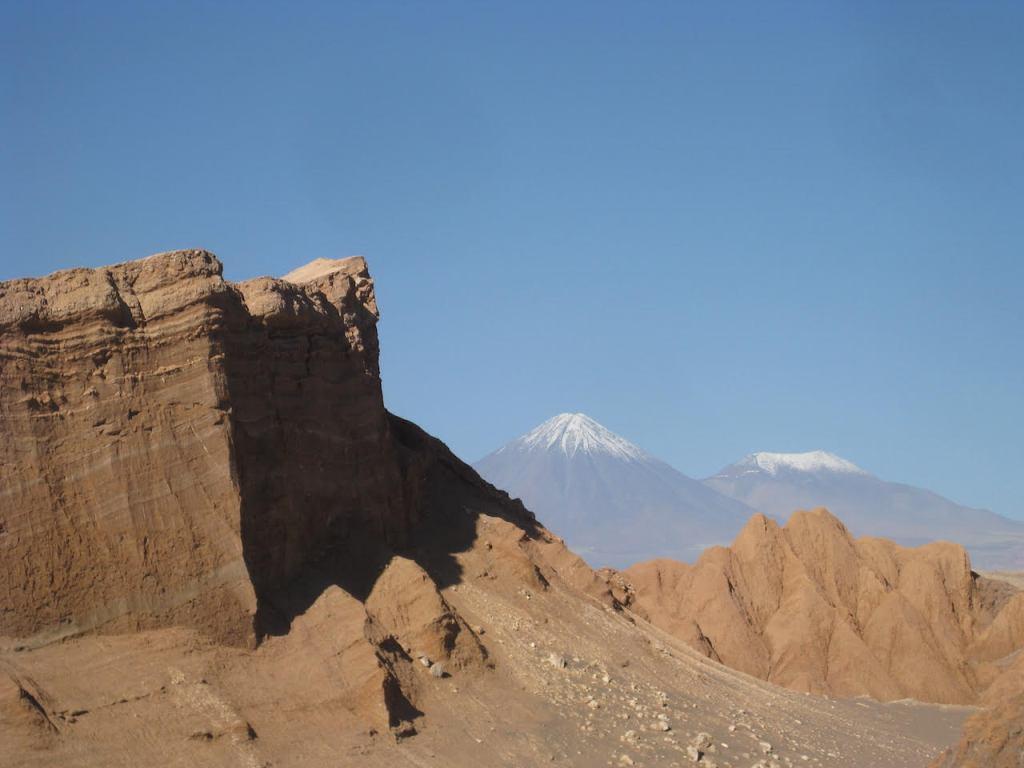 Atacama dessert and volcanoes in Chile, Natalie