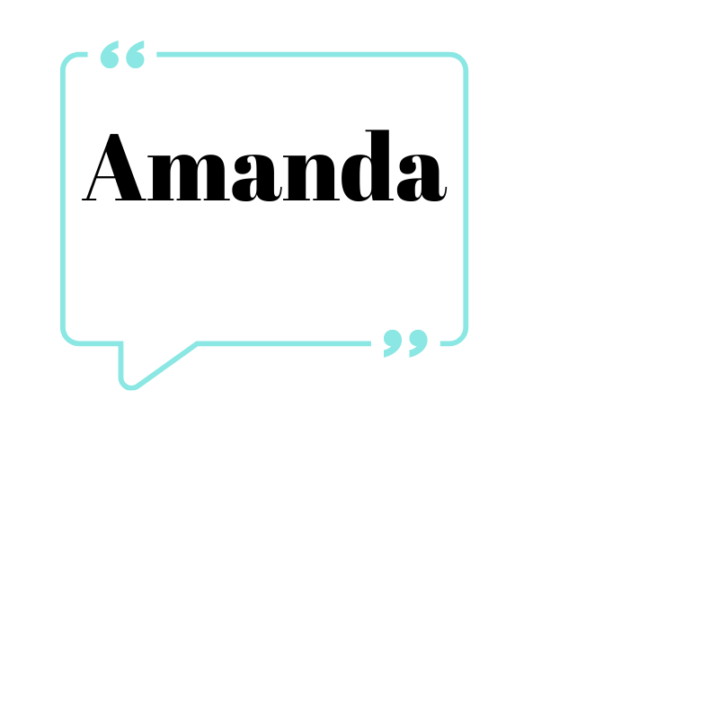 Quoting Amanda